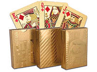 Игральные Карты для Покера Gold Poker