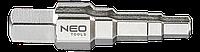 """Насадка для ключа 02-060 для разъемных соединений 1/2"""" с трещоткой NEO 02-069"""