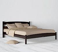 Кровать двуспальная Ликерия (Бук)