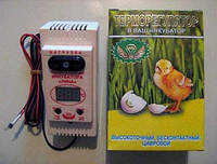"Терморегулятор ТЦИ ""Лина + В"" для инкубатора ."