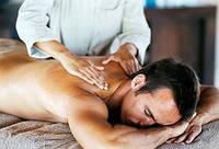 Спортивный массаж спины 30 мин.