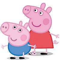 Пеппа и Джордж, фото 1