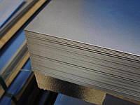 Лист нержавеющий 1,0х1000х2000мм AISI 430(12Х17) 2B матовый технический