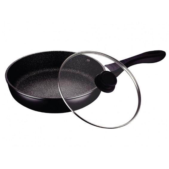 Сковорода з мармуровим покриттям Товарpeterhoff PH 15402-24 (24 см)