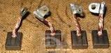 Щетка стартера ВАЗ 2101-07 СТ-221 комплект 4шт. (пр-во Кинешма)