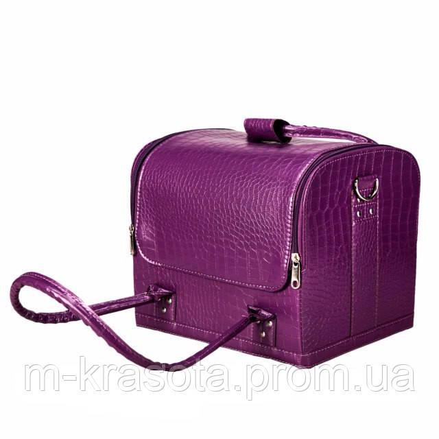 6dc22e937e2d Чемодан для мастера маникюра (фиолетовый матовый) - Планета красоты в  Харькове