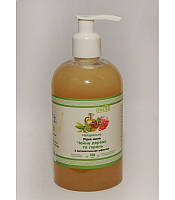 """Натуральное жидкое мыло """"Чайное дерево и герань"""", 350 мл"""