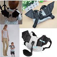 """Вожжи-рюкзачок для детей """"Летучая мышь - 26"""""""