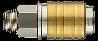 """Муфта швидкоз'ємна до компресора M 3/8"""" 12-636"""