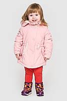 """Детская куртка для девочки """"Инна 3в1"""" ясли"""