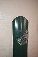 Металевий євроштахетник глянець, (товщина 0,4мм), фото 1