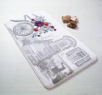 Набор ковриков для ванной Confetti  ROSE BASKET