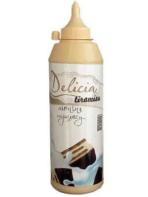 Топпинг Delicia Тирамису 600 гр