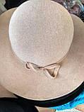 Капелюшок з фетру з великими полями, фото 9