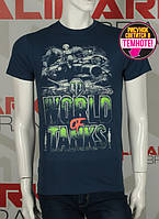 Valimark cтильная мужская футболка светится в темноте world of tanks код 17204