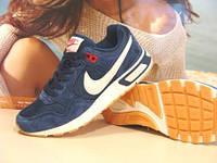 Женские кроссовки Nike Air Pegasus 89 (реплика) синие 37 р.