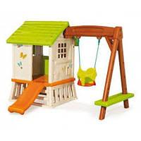 Детский игровой домик Forest Hut Smoby 810601