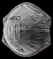 Пылезащитная полумаска с активированным углем FFP2, 3 шт