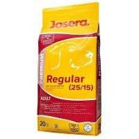 JOSERA Regular (25/15) корм для взрослых собак, 20кг