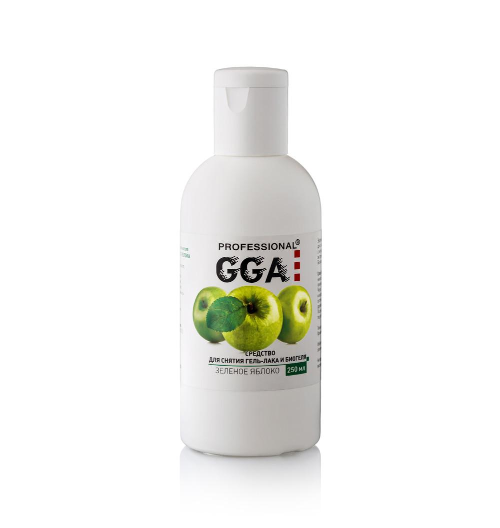 """GGA """"Professional"""" Жидкость для снятия гель-лака и биогеля 250 мл"""