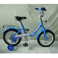 Велосипед двухколёсный детский 14 дюймов Profi Flower (L1484) ***