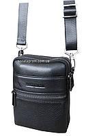 Маленькая мужская сумка кожаная Marco Coverna