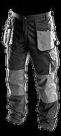 Брюки рабочие, pазмер L/52 NEO Tools 81-220-L