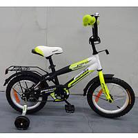 Велосипед двухколёсный детский 14 дюймов Profi Inspirer G1454 ***