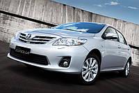 Авточехлы  Toyota Corolla 06-12