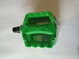 Педаль детская JD-28 зелёная производство Тайвань