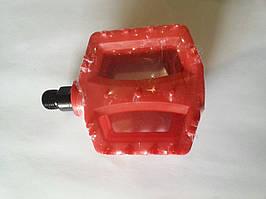 Педаль детская JD-28 красная производство Тайвань