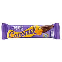 Шоколадный батончик  Milka &Karamel  Baton , 45 гр
