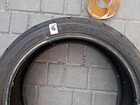 мотошина б\у Bridgestone 180/55R17