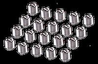 Набір різьбових вставок m5, 20 шт. 11-905