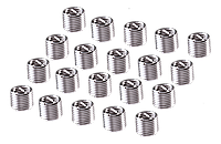 Набір різьбових вставок m6, 20 шт. 11-906
