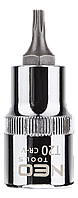 "Головка сменная с насадкой Torx 1/2"", T27 x 55 мм NEO Tools 08-752"