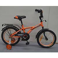 Велосипед двухколёсный детский 14 дюймов Profi Racer G1435***