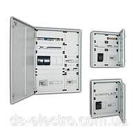 Металлический щит наружной установки 4XN160 2-4 (IP41, В650xШ550xГ160)