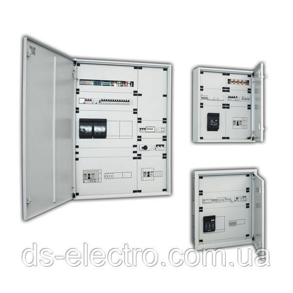 Металлический щит наружной установки 4XN160 2-5 (IP41, В800xШ550xГ160)