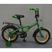 Велосипед двухколёсный детский 14 дюймов Profi Racer G1432***