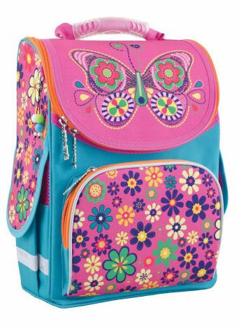 8254f11b6e98 Ранец школьный ортопедический 1 Вересня Smart Butterfly 553341 ...