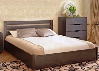 Кровать двуспальная София (Бук)
