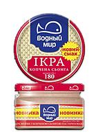 Ікра мойви з копченою сьомгою 180гр ВМ, шт     (Водный мир)    asortiment.kiev.ua