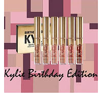 Kylie Birthday 6 в 1 матовая помада