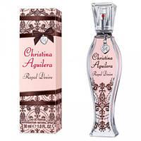 Женская парфюмированная вода Christina Aquilera Royal Desire