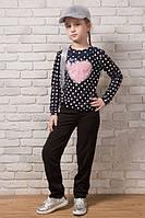"""Детские стильные брюки """"Фэшн"""" в расцветках (58-045)"""