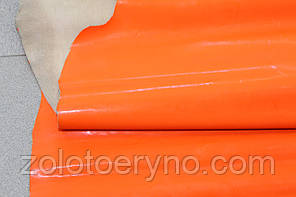 Кожа лак Florasan 1010 Orange 1,00 130 Турция
