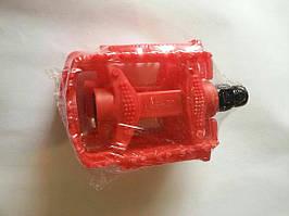 Педаль детская JD-32 красная производство Тайвань