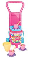 Детская посудка Пикник с тележкой серии Party World Wader