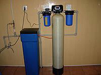 Комплект оборудования для очистки воды для коттеджа, дачи